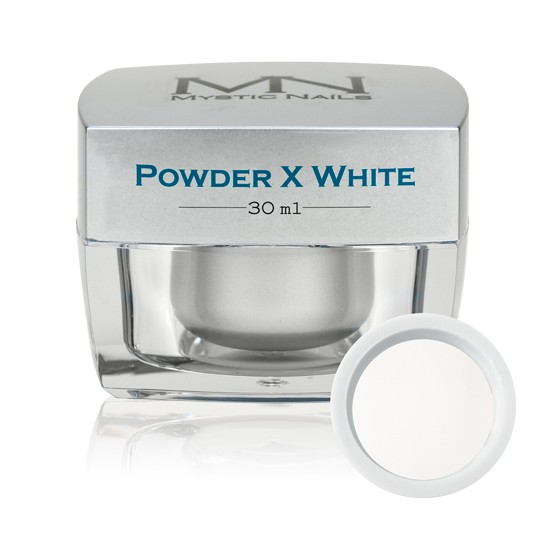 Powder X White - 30 ml