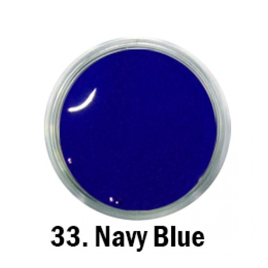 Acril Paint - no.33. - Navy Blue