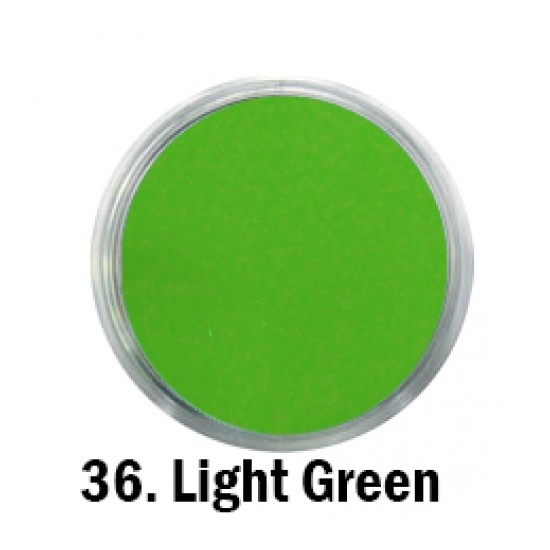 Acril Paint - no.36. - Light Green