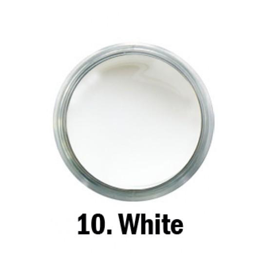 Acril Paint - no.10. - White