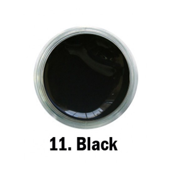 Acril Paint - no.11. - Black
