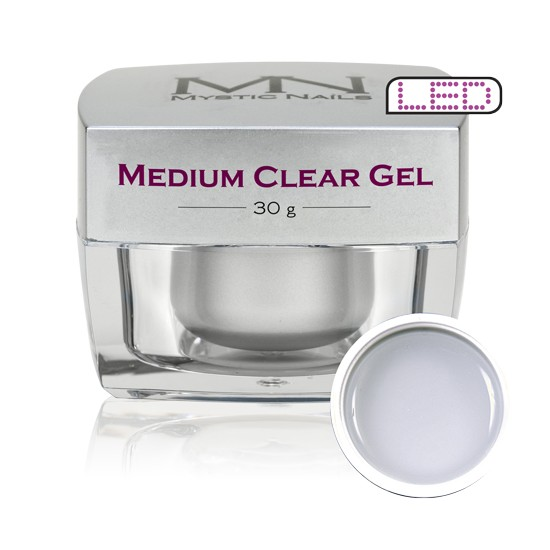 Classic Medium Clear Gel - 30 g