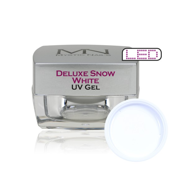 Classic Deluxe Snow White Gel - 4 g