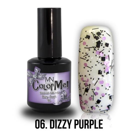 ColorMe! Dizzy no.06. - Dizzy Purple 8 ml