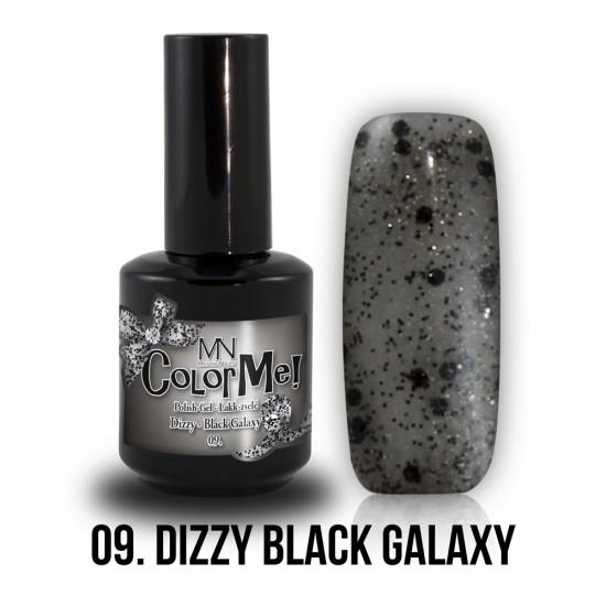 ColorMe! Dizzy no.09. - Dizzy Black Galaxy 8 ml
