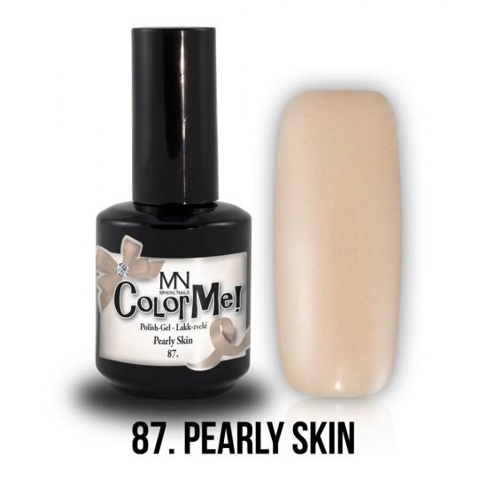 ColorMe! 87 - Pearly Skin 12ml Gel Polish
