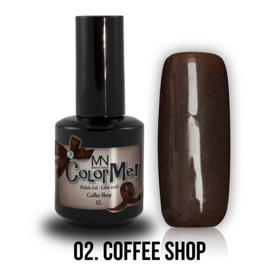 ColorMe! no.02. - Coffee Shop 8 ml