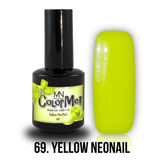 ColorMe! 69 - Yellow NeoNail 12ml Gel Polish