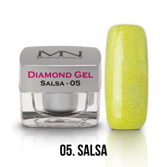 Diamond Gel - no.05. - Salsa - 4g