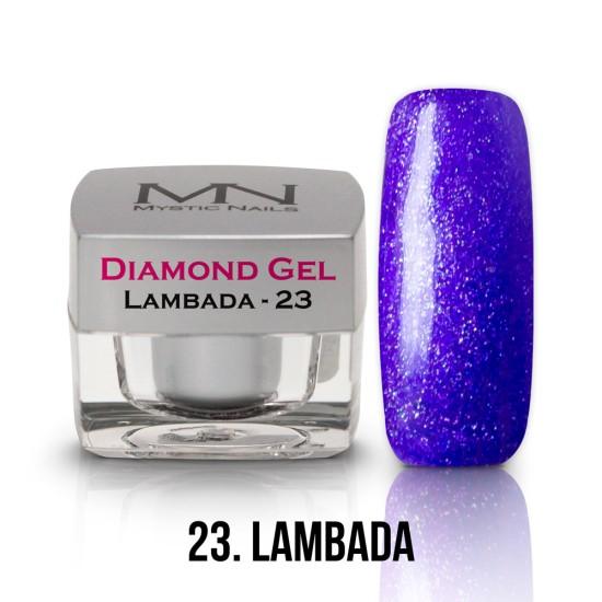 Diamond Gel - no.23. - Lambada - 4g