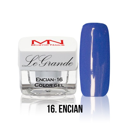 LeGrande Color Gel - no.16. - Encian - 4 g