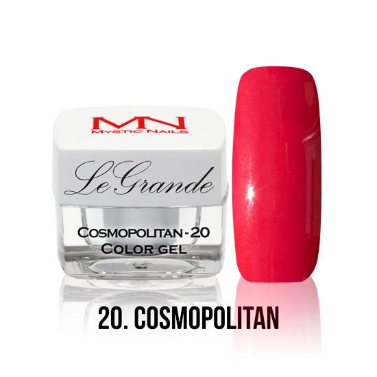 LeGrande Color Gel - no.20. - Cosmopolitan - 4 g