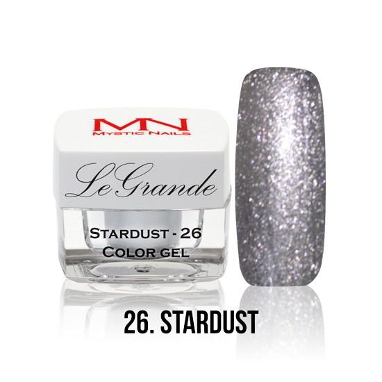 LeGrande Color Gel - no.26. - Stardust - 4 g