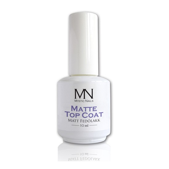 Matte Top Coat - 10 ml