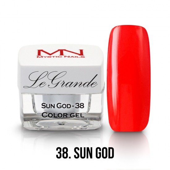 LeGrande Color Gel - no.38 - Sun God - 4g