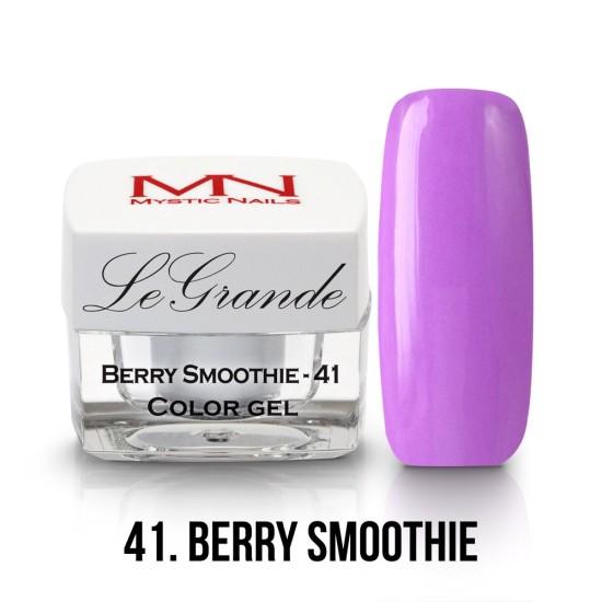 LeGrande Color Gel - no.41 - Berry Smoothie - 4g