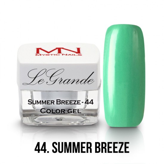 LeGrande Color Gel - no.44 - Summer Breeze - 4g